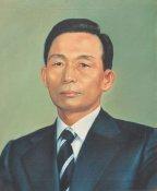 Korean President Portrait, SB.9.1979
