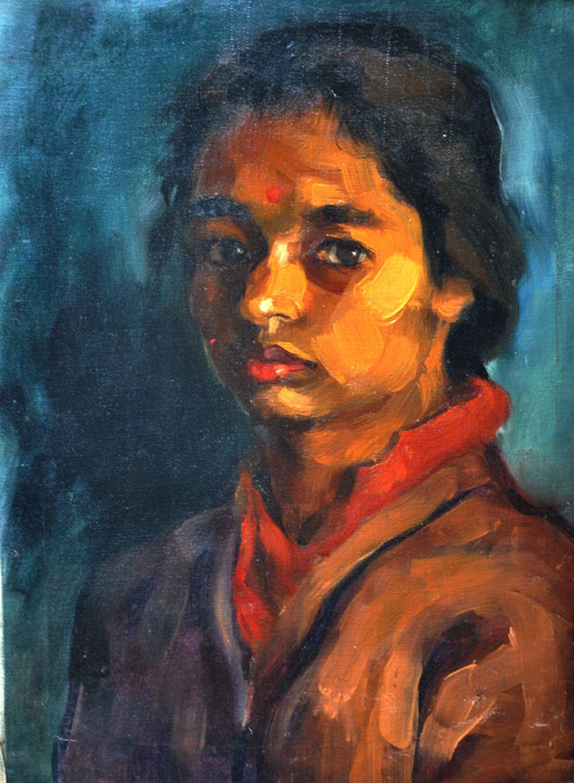 Self Portrait, SB.2.1964