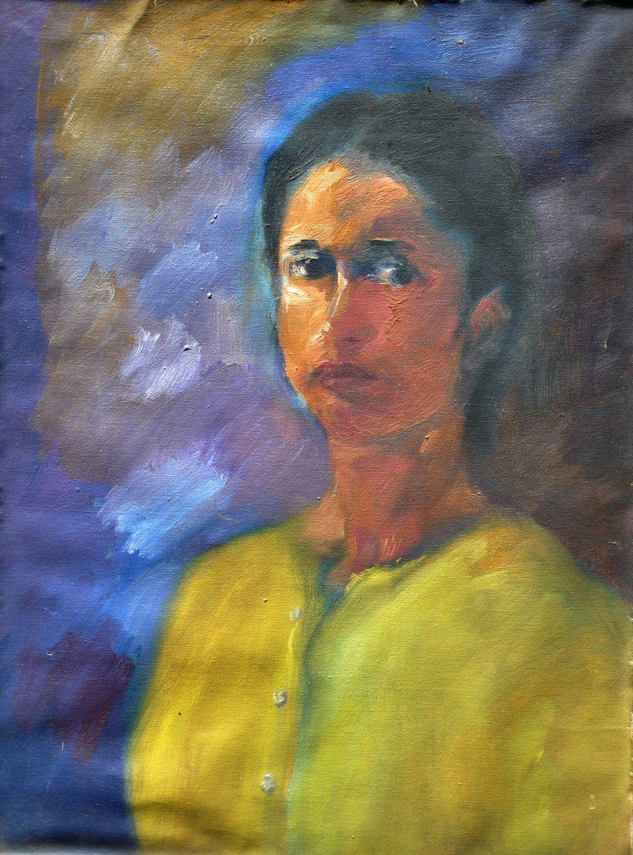 Self Portrait, SB.6.1971