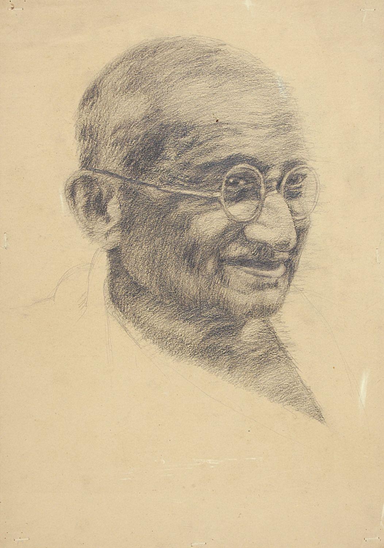 Mahatma Gandhi, SB